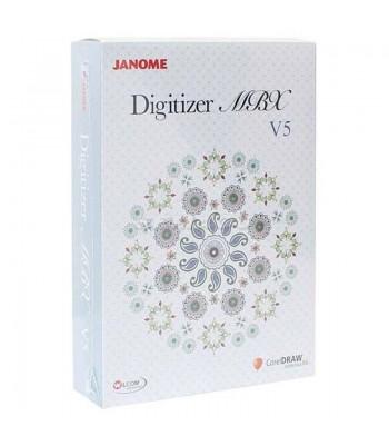 JANOME Digitizer MBX v5.5...