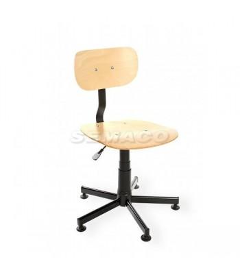 BLACK 02  Krzesło ze...